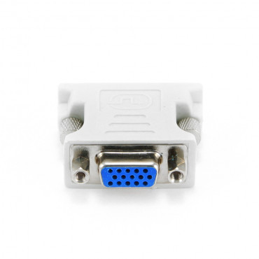 A-DVI-VGA: DVI (M) - VGA (F) adapter - 1 unit