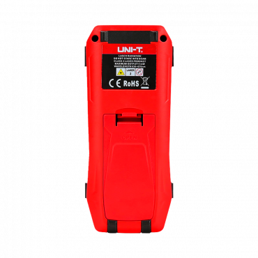 MT-LASER-LM60-I: Laser distance meter - Range up to 60 m with millimeter precision - Measurement - of length, area and volume - Ergonomic and comfortable design - Storage of up to 20 data sets