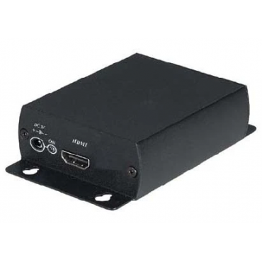 SDI01: 3G/ HD-SDI to HDMI Converter with Loop Out - Converts SDI to HDMI signal - Resolution up to 3G-SDI, 1080p@60Hz for HDMI - Built-in BNC loop-out port for an additional SDI display or next SDI01