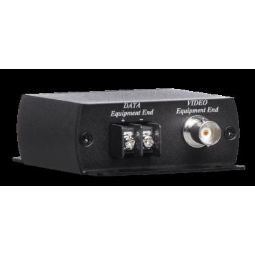 SP005: HD-TVI/AHD/HDCVI/CVBS Video & Data Surge Protector - Resolution up to 4K - Response time less than 1 ns