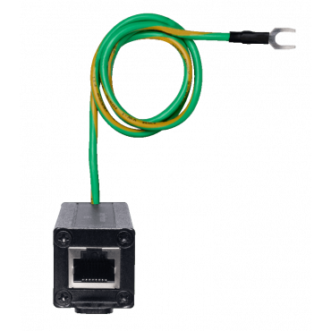 SP006P : In-line POE Surge Protector - Supports network bandwidth up to 100Mbps - Supports Mid-span and End-span - Response time less than 1 ns