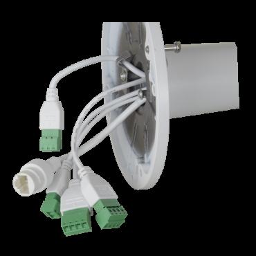 "SF-IPB778Z-2YLPR-8032: 2Mpix IP Camera - 1/1.8"" Progressive Scan CMOS - OCR function, integrated license plate reader - 8~32mm motorised auto-focus lens - IR LEDs Range 100 m"