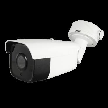 "SF-IPCV788ZW-2LPR: 2 MP Low Light IP camera - 1/1.8"" Progressive Scan CMOS - OCR function, integrated license plate reader - 2.8~12mm motorised auto-focus lens - IR LEDs Range 30 m"