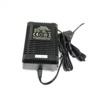 TEAC-66-243000V:  AC230V - AC24V3A - Linearpower - Europeanstandard