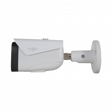 """XS-IPB628SWHA-2U: 2 MP IP Bullet Camera Ultra Range - 1/2.8"""" Progressive Scan CMOS - Compression H.265+/H.265/H.264+/H.264 - 2.8 mm lens / 50 m IR LEDs Scope - WDR 