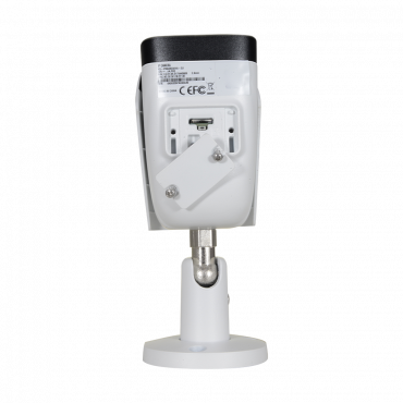 """XS-IPB628SWHA-4U-AI: 4 MP IP Camera - 1/2.7"""" 4MP progressive CMOS - Compression H.265+ / H.265 - 2.8mm / WDR Lens - MicroSD up to 256GB - SMD Plus and Perimeter Protection"""