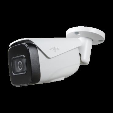 "XS-IPB628SWHA-8U-AI: Ultra Range 8 Megapixel IP Camera - 1/2.8"" Progressive Scan CMOS - Lens 2.8 mm Starlight - Wizsense: improved false alarm filter - IR LED 30m - H265+/PoE"