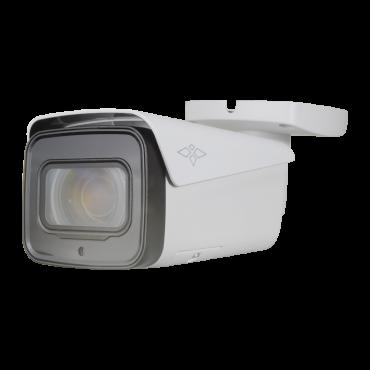 XS-IPB927ZSWA-2U-AI-Z12: IP Bullet Camera X-Security 2 Mpx ULTRA Range - 5.3-64.0mm (X12) Vari-focal lens - WizSense: False alarm filter - Face Detection | People Counting - Compression H.265+ : WDR : POE