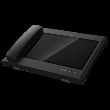 "XS-V5240MS-IP: Video intercom master station - 10"" TFT Screen - Bidirectional audio - TCP / IP - MicroSD slot max 32 Gb"