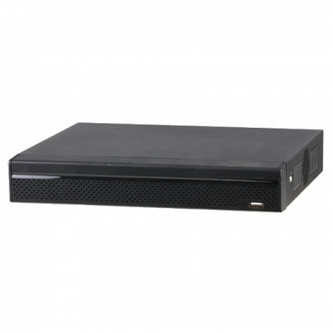 XS-NVR3432A-4K: X-Security NVR for IP cameras - Maximum resolution 8 Megapixel - Compression H.265 / H.264 - 64 CH IP - Outputs 4K HDMI & VGA - WEB, DSS/PSS, Smartphone and NVR