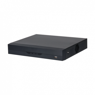 XS-XVR3104-HV: DVR 5n1 X-Security - 4 CH HDTVI / HDCVI / AHD / CVBS / 4+1 IP - 1080p (25FPS) | H.265+| SMD+ - Audio 1 input/1 output by RCA - Full HD and VGA HDMI output - Supports 1 hard disk