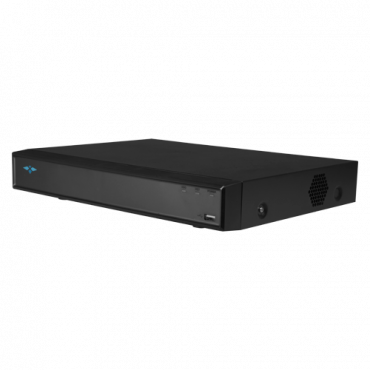 XS-XVR6104AS-FACE: DVR 5n1 X-Security - 4 CH HDTVI/HDCVI/AHD/CVBS (5Mpx) + 2 IP - (6Mpx) - Audio over coaxial - 5M-N (10FPS) Recording Resolution - 1 CH facial recognition - 4 CH Human and vehicle recognition