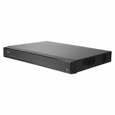 XS-XVR6216S-2FACE: DVR 5n1 X-Security - 16 CH HDTVI/HDCVI/AHD/CVBS/ up to 32CH IP (6Mpx) - 2 CH Face recognition | SMD PLUS - 16 CH Human and vehicle recognition
