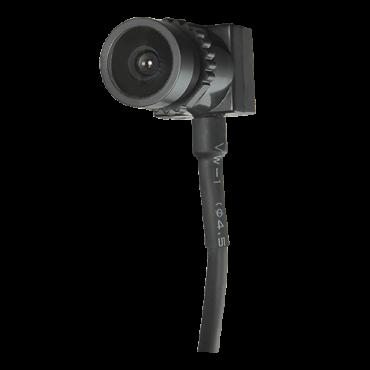 "CAM-301-F4N1: Mini-camera 1080p PRO Series - 4 in 1 (HDTVI / HDCVI / AHD / CVBS) - 1/2.9"" Sony CMOS 2Mpx - IMX323+FH8536 - 2.5 mm Lens - IR sensitive, Lowlight"