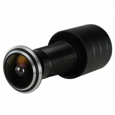 "CAM-EYEHOLE-F4N1: Hidden camera 4n1 PRO range 1080p - 4 in 1 (HDTVI / HDCVI / AHD / CVBS) - Door peephole - 1/2.9"" Sony CMOS 2Mpx - IMX323+FH8536 - 1.8mm (180°) lens"