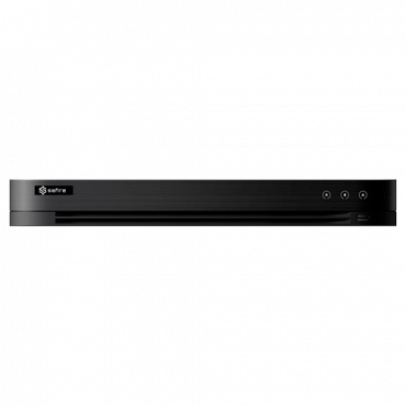 SF-XVR8108S-4KL: Safire 5n1 H.265Pro+ Recorder - Audio over coaxial cable - 8CH HDTVI/HDCVI/AHD/CVBS/ 8+8 IP - 8Mpx (8FPS) - Full HD HDMI and VGA Output - 1 CH audio / 1 HDD