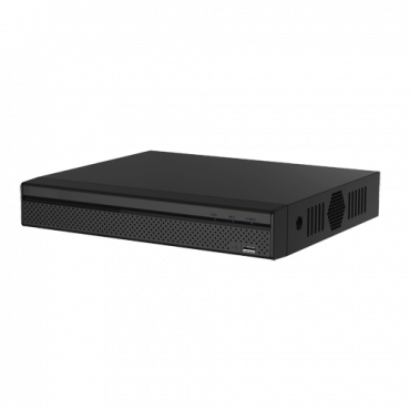 XS-XVR3108-H1 : DVR 5n1 X-Security - 8 CH HDTVI / HDCVI / AHD / CVBS / 8+2 IP - 6 Mpx in IP, 1080N and 720P (25FPS) in analog, RCA audio input and output - Full HD and VGA HDMI Output - Supports 1 hard disk