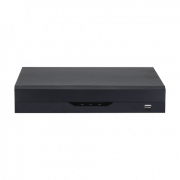 XS-XVR6216AS-2FACE: DVR 5n1 X-Security - 16 CH HDTVI/HDCVI/AHD/CVBS/ up to 32CH IP (6Mpx) - 2 CH Face recognition | SMD PLUS - 16 CH Human and vehicle recognition - 5M-N Recording Resolution