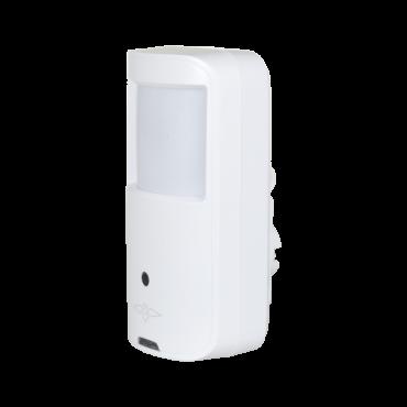 "XS-PIR-2E4N1: PIR X-Security Hidden camera HDCVI - 1080P (25FPS) - 1/2.7"" Progressive CMOS - 2.8 mm Lens - Real PIR 10m - High detection accuracy (Dual)"