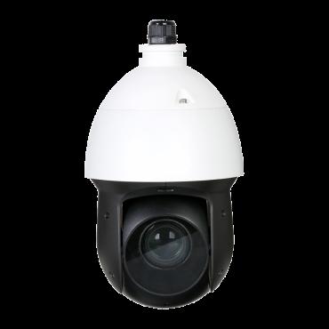 "XS-SD6325ISWA-2E4N1: X-Security motorised 240º/s HDCVI camera - 1080P (25/30FPS) / 720P (25/50FPS) - 1/2.8"" Sony© 2 Megapixel Starvis CMOS - 6 LEDs Range 100 m - Optical Zoom 25X (4.8~120 mm)"