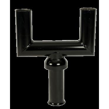MST12667Z: Dual camera attachment - black coated