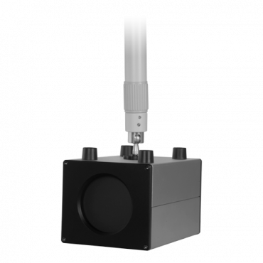 DS-2TE127-G4A: Hikvision Blackbody - Calibration device for thermographic cameras - Infrared emission of 5ºC ~ 50ºC - Stability ±0.1ºC/h - Emissivity 0.97 ± 0.02 - Guarantees a measurement accuracy of ±0.3ºC