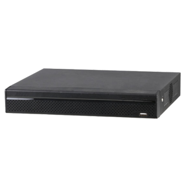 XS-NVR3216-4K16P-L: X-Security NVR for IP cameras - Maximum resolution 8 Megapixel - Compression H.265 / H.264 - 16Ch & 16 PoE+ Ports - Outputs 4K HDMI & VGA - WEB, DSS/PSS, Smartphone and NVR