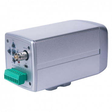 "CAM-418Z-2PHAC: HDCVI box camera - 1080p PRO range - 1/2.8"" 2 MP Sony Progressive Scan CMOS - Varifocal lens 4.7~94 mm AF - Minimum illumination 0.01 Lux Colour - OSD Menu | IR-CUT"