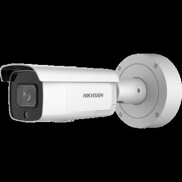 DS-2CD2646G2-IZS: Hikvision AcuSense 4MP - Ultra low light - WDR Bullet network camera - motorized varifocal lens 2.8-12mm - IR led - IP66, IK10