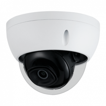 XS-IPD842SWHA-4U: X-Security IP Dome Camera - 4 Megapixel (2688x1520) - 2.8 mm Lens - PoE IEEE802.3af | H.265+ | Audio - Weatherproof IP67 Anti-vandal IK10