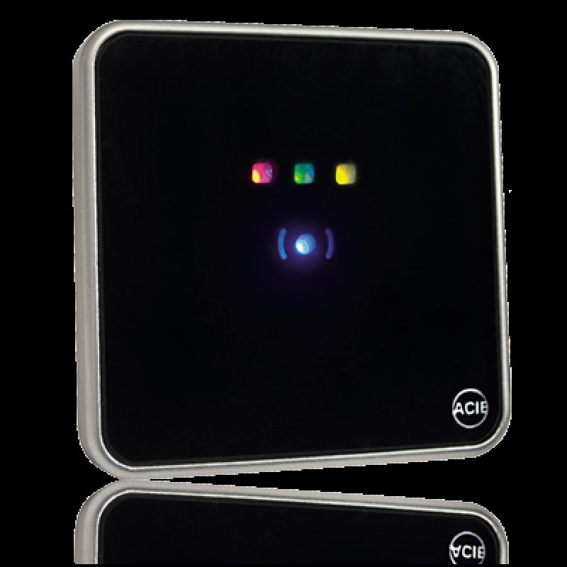 LEC-ENMI-WDT: Secure Mifare proxy reader, IP65, vandal resistant