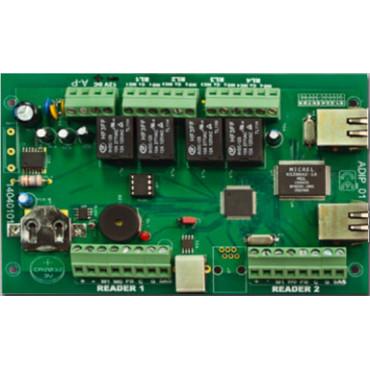 ADIP-PRINT: Access point controller, 2 doors in IP network, loose print