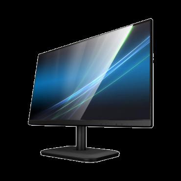 "MNT22-FHD-SLIM: LED monitor 22"" Ultra Slim - Designed for video surveillance 24/7 - Format 16:9 - Inputs: 1xHDMI, 1xVGA, 1xAudio - VESA 100x100 support mm"