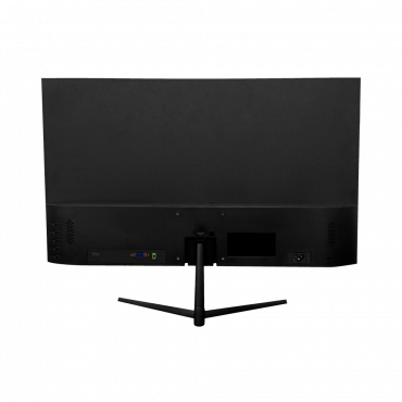 """MNT24-FHD: LED monitor 24"""" - Designed for video surveillance 24/7 - Format 16:9 - Inputs: 1xHDMI, 1xVGA, 1xAudio out - VESA 75x75 mm"""