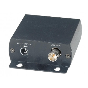 SDIVP: HD-SDI & Powe over one Coaxial Extender 300M - POC built in two class surge protection: class I 2KA (8/20uS) , class II 2A (8/20uS) - SDI output/input built in 2A 2KA (8/20uS) surge protection - Support SDI ...