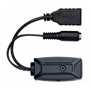 UE01: USB 1.1 CAT5e Extender 70M - Extends USB signal over a Ethernet cable - Signal extension up to 70M at Full speed, 300M at low speed - No external power required when the distance is less than 50M; a ...
