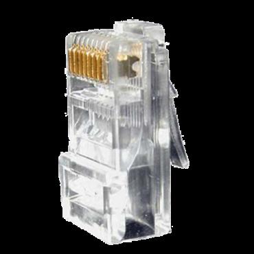 CON300 : Connector RJ45 for crimping - 1 unit