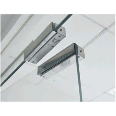 VT-YF-280CA: Electromagnetic Lock - For simple door - Fail Safe opening mode - Holding force 280 Kg - Retention area 35 x 155 mm - Recessed mounting