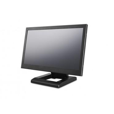 MNT12BNC: 1920 x 1080 resolutie (Full HD) - HDMI, VGA, BNC en RCA-Tulp aansluiting - Desktop, inbouw en wandmontage
