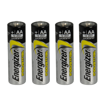 10XBATT-LR06: Energizer - AA battery pack / LR6 / 15A - 10 units - Voltage 1.5 V - Alkaline - Nominal capacity 2800 mAh - High quality