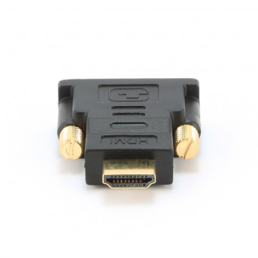 A-HDMI-DVI-1 : HDMI (male) naar DVI (male) adapter - 1 unit