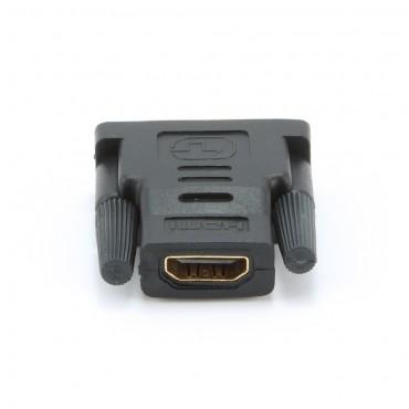 A-HDMI-DVI-2 : HDMI (female) naar DVI (male) adapter - 1 unit