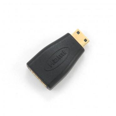A-HDMI-FC : HDMI naar Mini-HDMI adapter - 1 unit