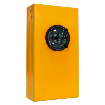 ABL-JYD: Laser Beam Aligner - Facilitates the installation of laser sensors - Sound and light warning - Intensity level via LED signals - It facilitates the installation of ABL-J5003
