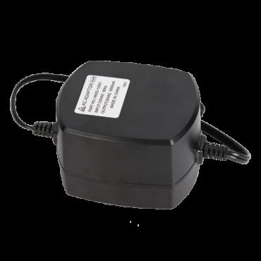 AC24V5A: AC/AC Transformer - Input AC 230 V - Output AC 24 V 5 A - Cable length 1 m - 102 (H) x 120 (W) x 80 (D) mm - 2800 g