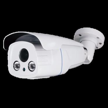 "CAM-621VSW-5U4N1: 5Mpx/4Mpx Bullet camera ULTRA range - 4 in 1 (HDTVI / HDCVI / AHD / CVBS) - 1/2.8"" Sony© IMX335+FH8556 - 2.7~13.5 mm Lens - IR LEDs Array Range 60 m - WDR 120dB"
