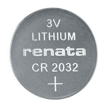 CR2032: Battery CR2032 - 3.0 V - Lithium - High quality - Small size - Compatible with different products
