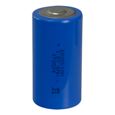 BATT-ER26500-M: Battery ER26500-M - 3.6 V - Lithium - High quality - Small size - Compatible with different products