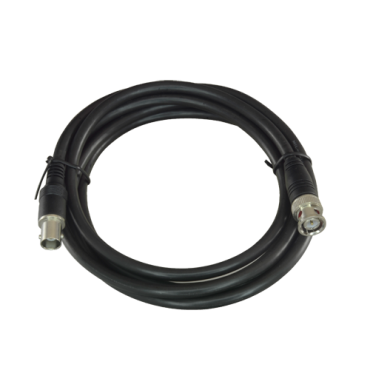 BNC1-200MF : Prepared cable - 1 coaxial link - BNC male to BNC male in each end - Length 2 m - For connecting Balun receiver to DVR