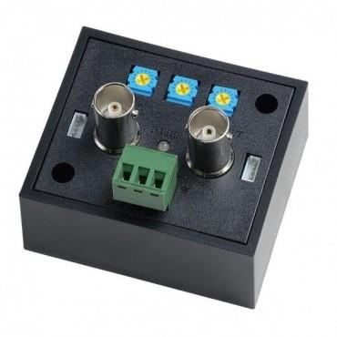 CA101HD: HD-TVI / AHD / HDCVI  Video Amplifier